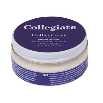 Collegiate Leather Cream